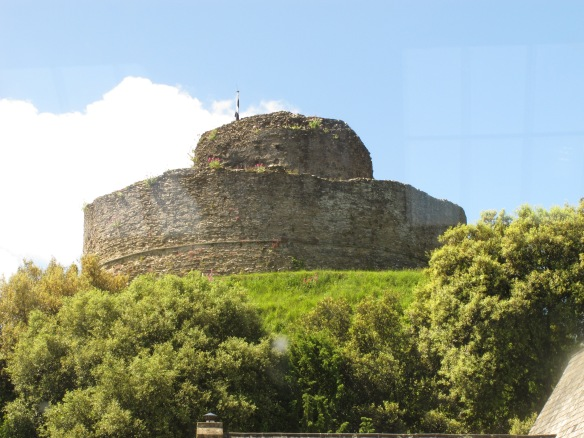 Irrelevant Photo: Launceston Castle