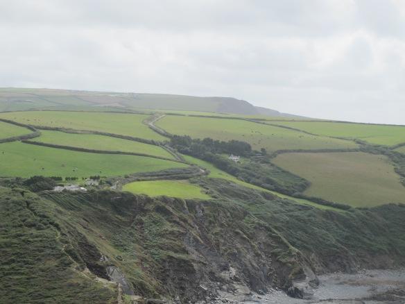 Irrelevant Photo: The North Cornwall Coast