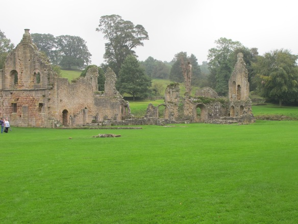 Deeply Irrelevant Photo: Fountains Abbey