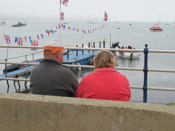 Marginally relevant photo: a couple by the beach in Swanage. I don't know if this qualifies as a lifestyle.